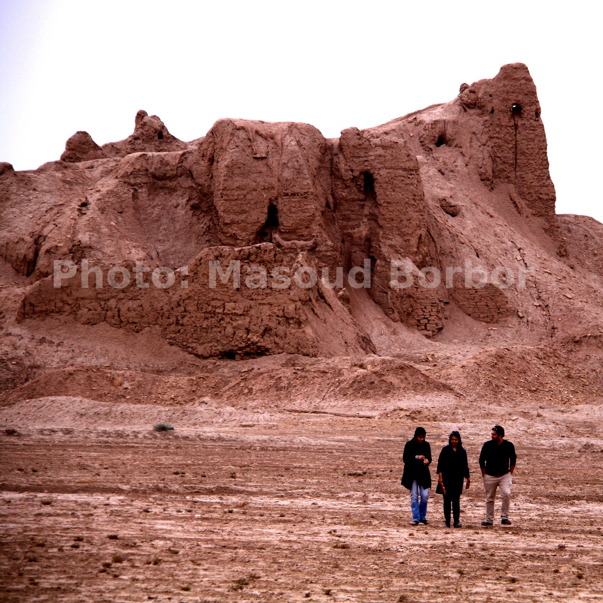 قلعه اشکانی