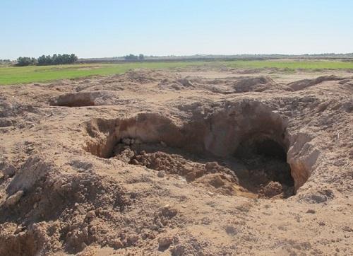 نقد و نظر: کشف تازه باستانشناسی در کاظم حمد شوش