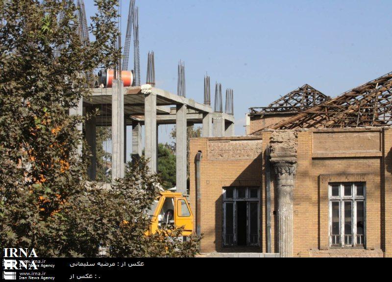 نقد ونظر: خانه عامریها در تهران