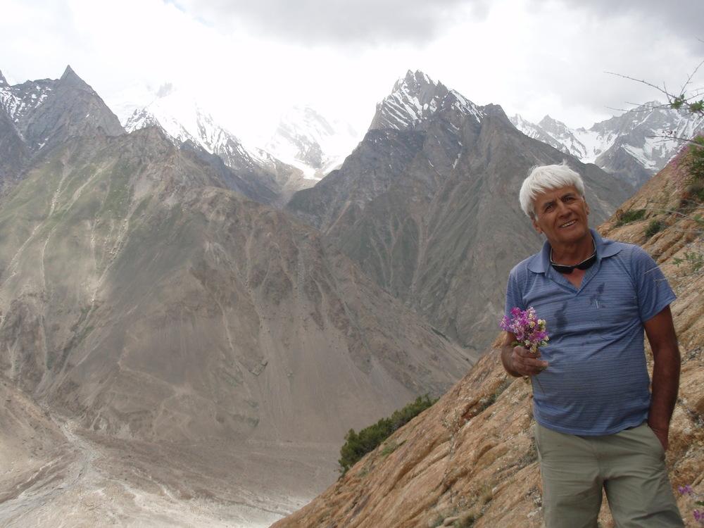 عظیم برهمنی : بار دیگر به هیمالیا میروم