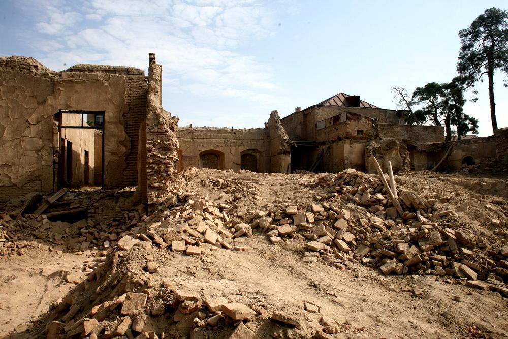 تخریب خانه اتحادیه کار شهرداری است
