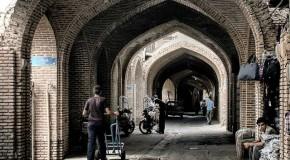 نگاره:  تهران و گوشههای نهانش
