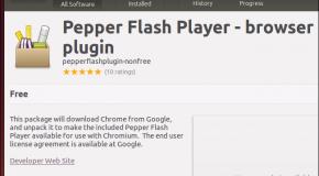 مشکل Flash player در کرومیوم و کروم لینوکس