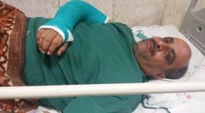 حمله به محیطبان میانکاله با نیسان