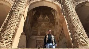 نگاره:  من به روایت رضامسجد جامع نایینعکس از رضا وثوقی