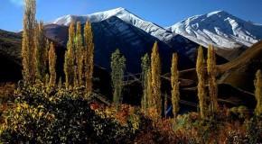 نگاره:  دلتنگیِ هزاررنگ پاییز کوهستان