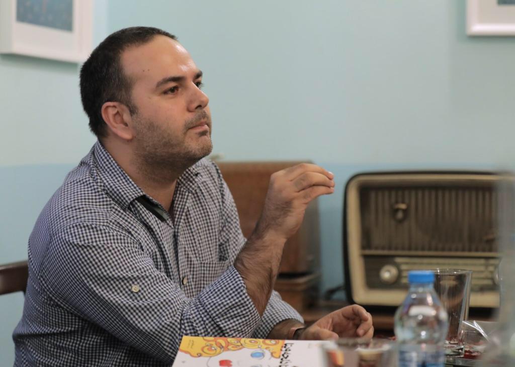 مسعود بُربُر - نقد کتاب - کتابنوش