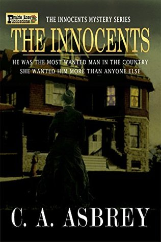 The Innocents by C. A. Asbrey – A female detective story