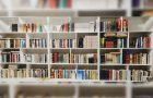 نگاره:  لذت ناب تماشای عطف کتابهایم در کتابخانه (جذابترین جای خانه) پ.ن. طبیعتاً این فقط دیوارِ یک طرف اتاق است. (ریا هم نشد اصلا )#کتاب#کتابخانه#اتاق#تماشا#Library#Study#StudyRoom#books