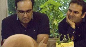پادکست: چاپ اول با مسعود بُربُر – «قلب نارنجی فرشته» نوشتهی مرتضی برزگر