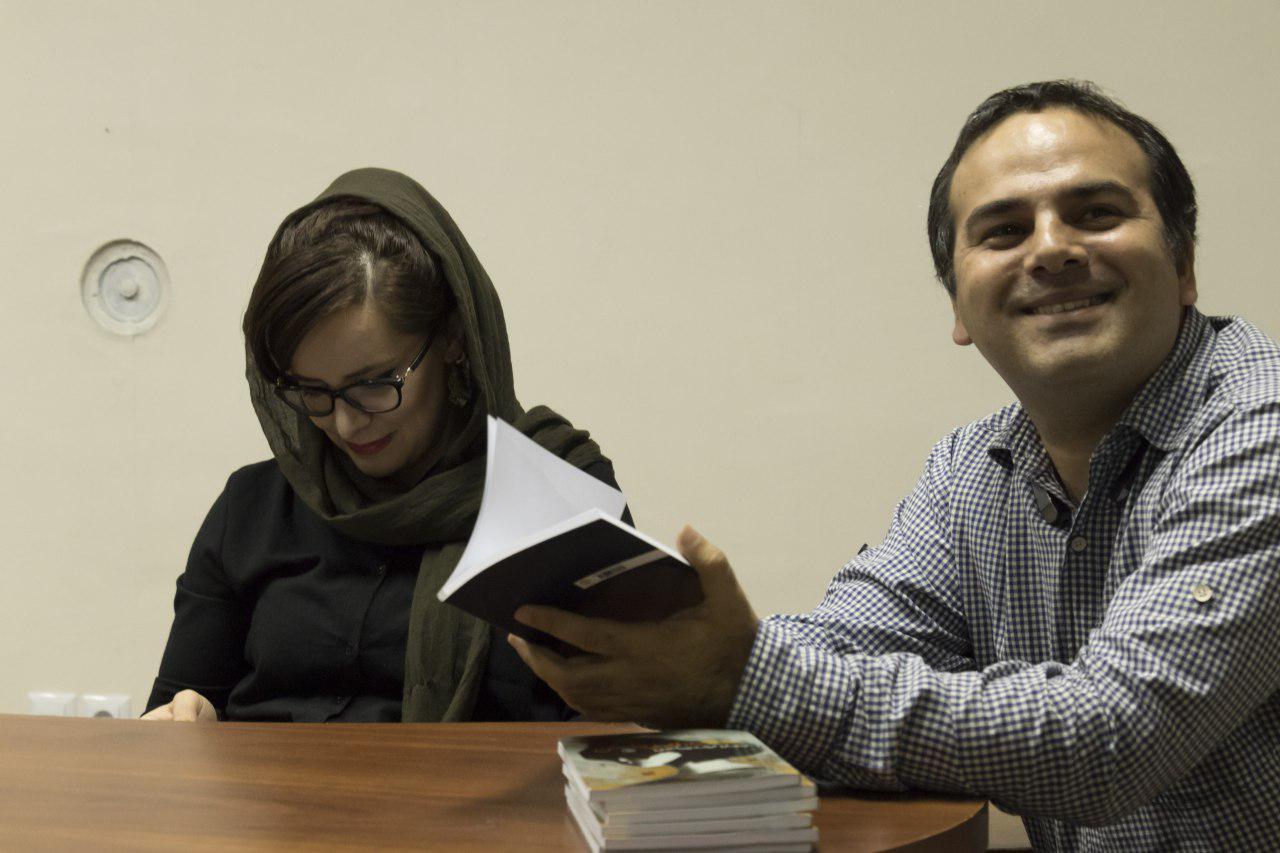 پادکست: چاپ اول با مسعود بُربُر – «خاک زیر ناخن» نوشتهی بهاره ارشد ریاحی